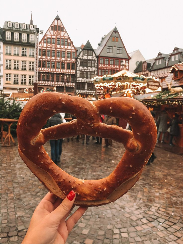 Christmas Markets of Frankfurt and Cologne Brown Eyed