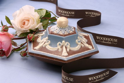 Woodhouse Chocolate blue box
