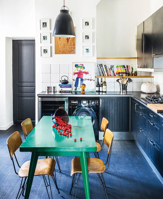Five surprising colour combinations to use in your home
