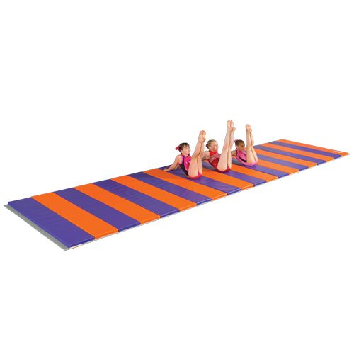 folding 4x10 ft gym mats x 15 inch with v2 is made to order with
