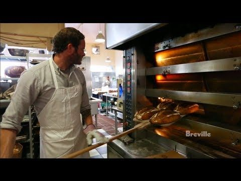 Breville Presents Breaking Bread with Chad Robertson of Tartine Bakery - YouTube
