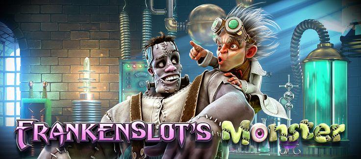 Frankenslots Monster slot by Betsoft