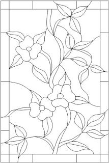 Vintage Style Stained Glass - Baltimore/Washington DC: More Patterns