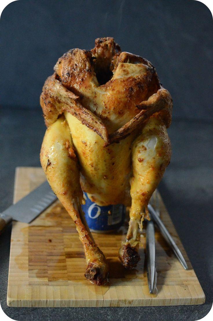 Nombreux ceux qui tiennent à la tradition du poulet du dimanche et j'en fais partie :)A vrai dire, à la maison on consomme beaucoup la viande blanche et je suis tout le temps à la recherche de nouvelles recettes !Du coup, je me suis souvenue de la recette...