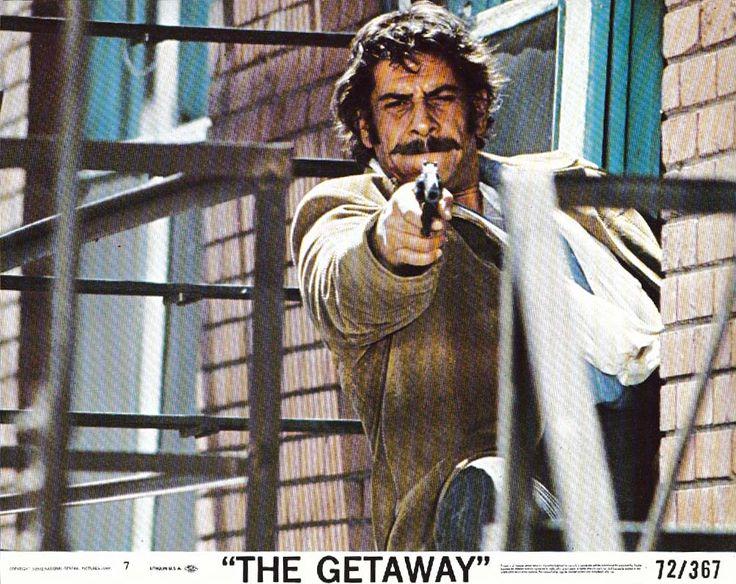 Al Lettieri as Rudy Butler in The Getaway.