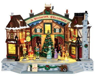 45734 Lemax A Christmas Carol Play 2014