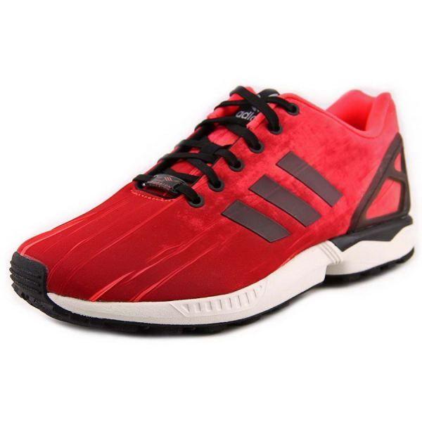 zx flux uomo adidas rossa