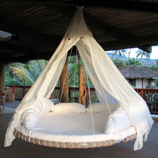 nest bed | 18 creative, extreme and modern bed designs - Blog of Francesco Mugnai