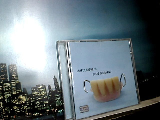 CD Charlie Brown Jr. - Bocas Ordinárias - http://www.infinityclassic.com.br/produtos/cd-rock/cd-charlie-brown-jr-bocas-ordinarias/