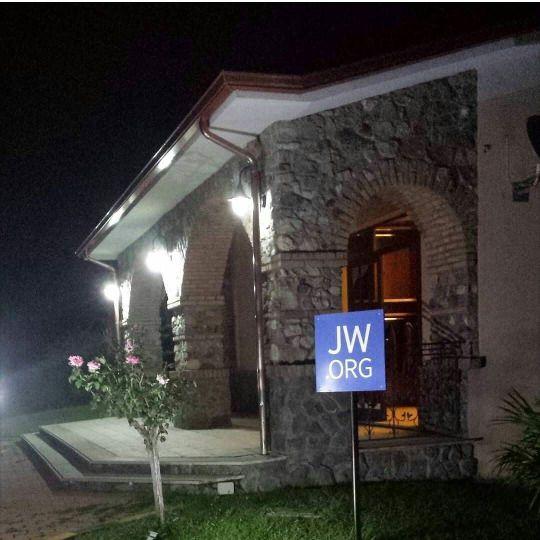 Kingdom Hall in Catanzaro, Italy Sala del Regno di Sellia Marina Catanzaro Italia @pascualevoci thank you