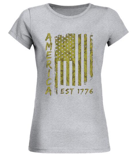 6eff6559b4520 Cool Distressed USA Flag Shirt 4th of July Women Men Kids | Veterans ...