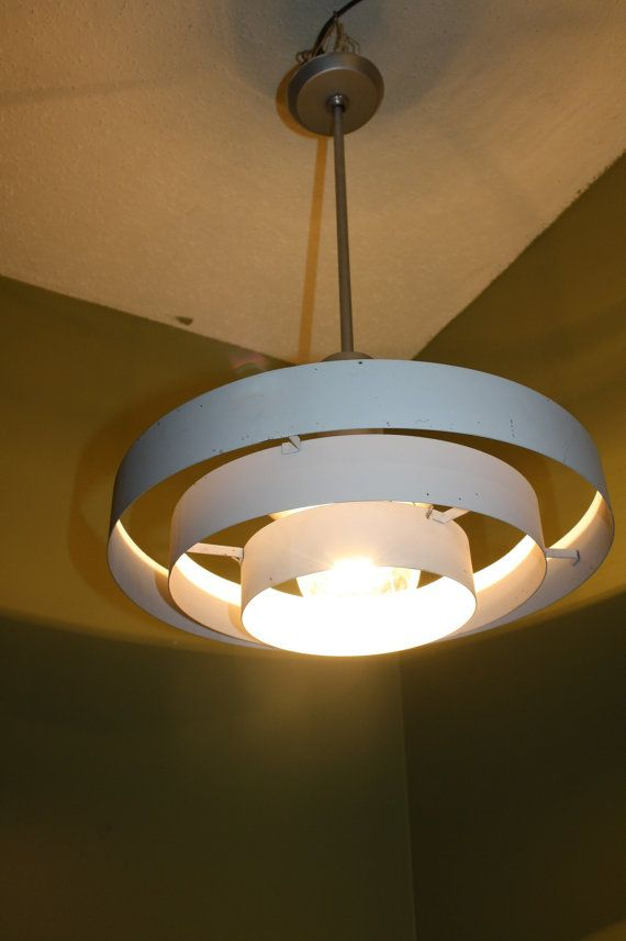 mid century modern ceiling light fixture