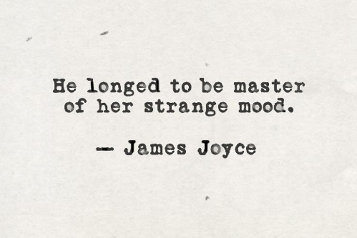 James Joyce •