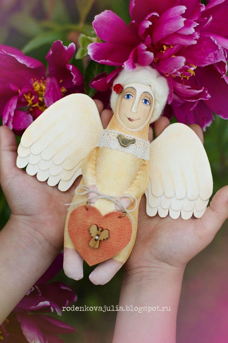 JulySun: Когда отдыхают ангелы...