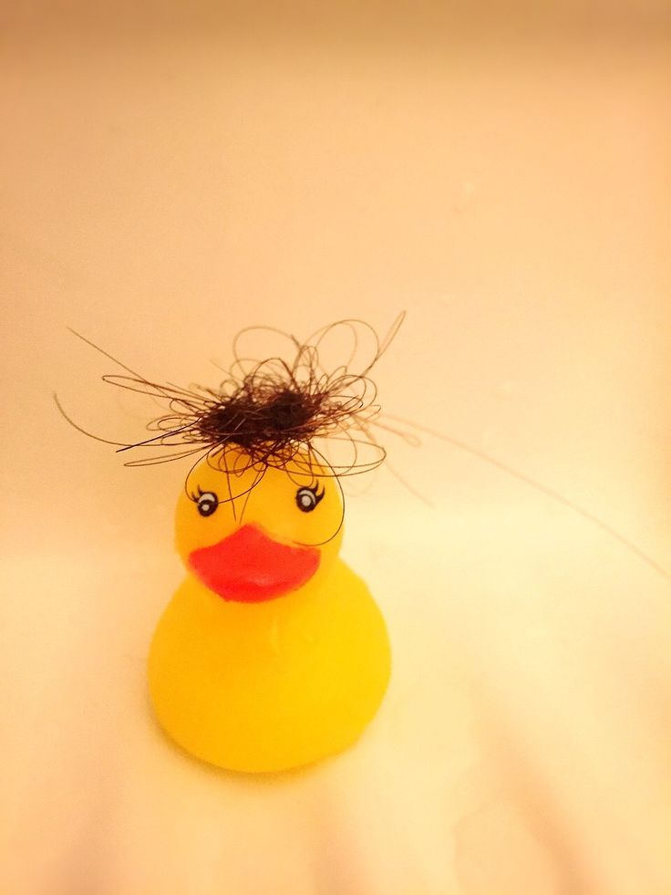 Duck in style // hair by mumo
