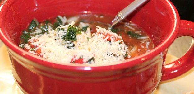 Tomato Florentine Soup