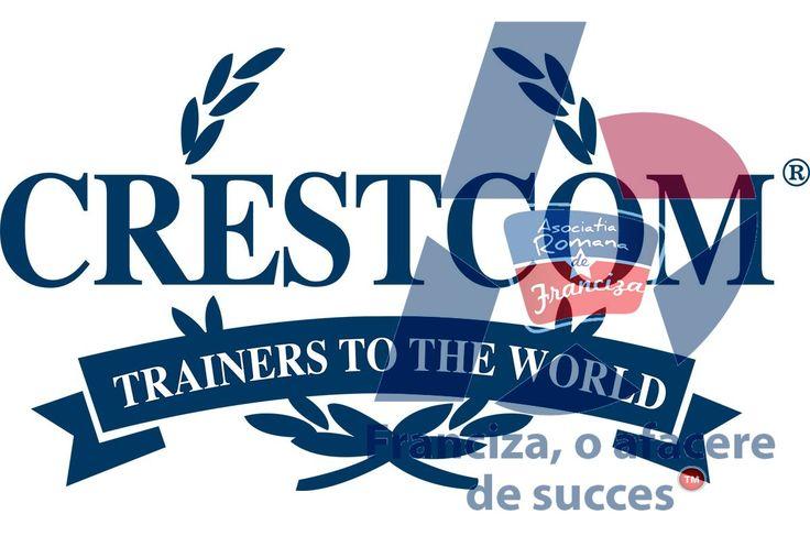 FrancizaCrestcomnumarul unu in lume in management/sales training conform revistei Entrepreneur. PEOPLE INVESTMENT deţine franciza CRESTCOM International in Romania.   #Crestcom
