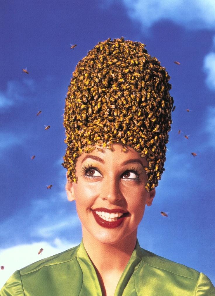 bee hive hair styles