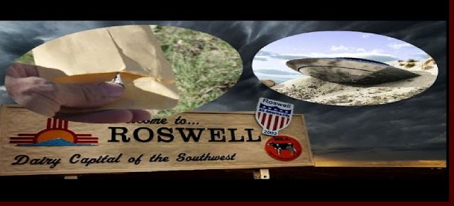 AWAKENING FOR ALL: Was Mysterious Metal Fragment found near Roswell U...