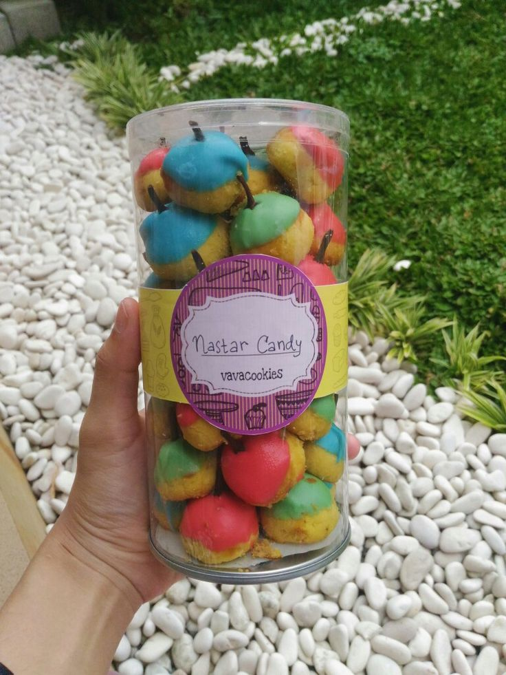 Nastar Candy
