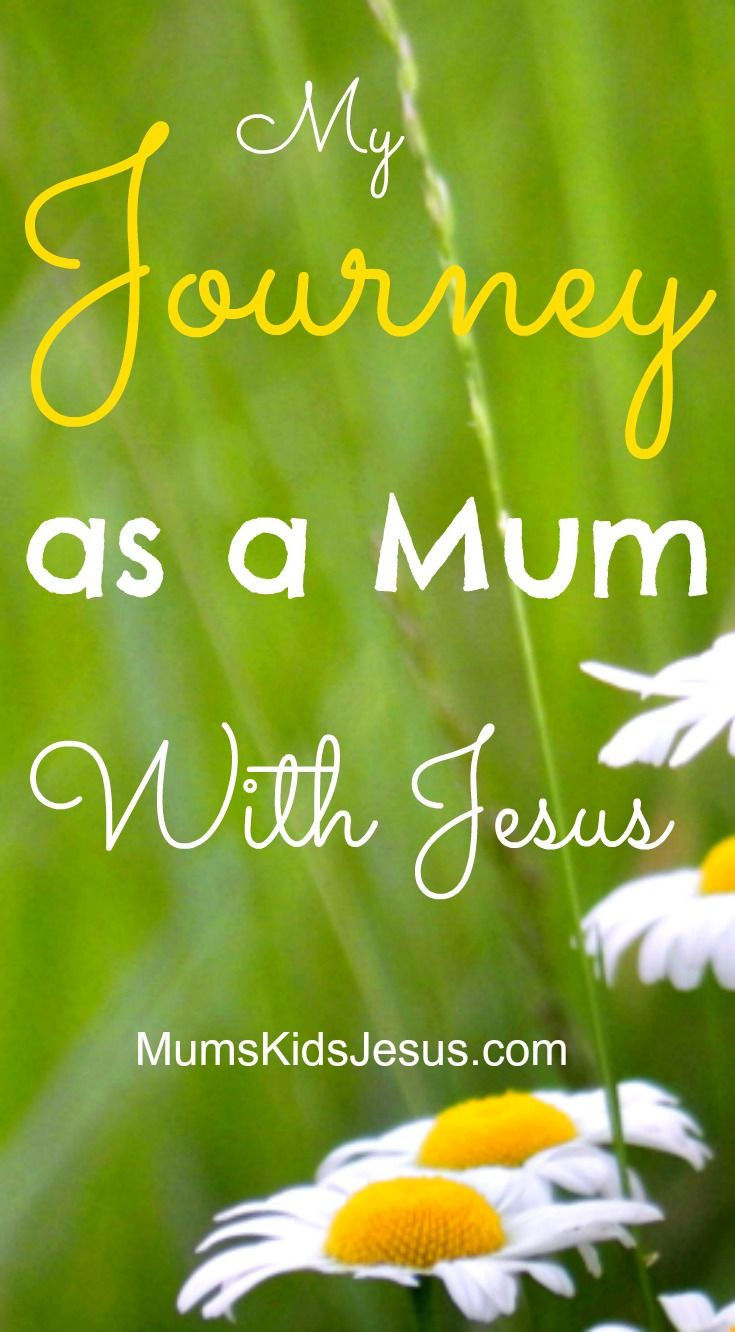 I was a stay-at-home mum. I was lonely, and finding it difficult to connect with God with my little ones around. I felt far away from God, and felt terrible about it. Then something changed...