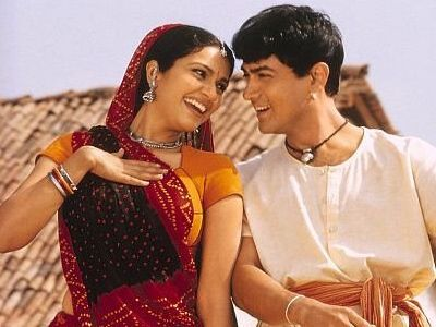 Lagaan fame Gracy Singh says she is still friends with Aamir Khan!