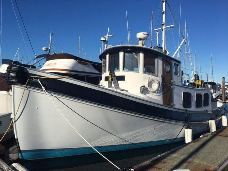 1988 Lord Nelson Victory Tug Power Boat For Sale - www.yachtworld.com