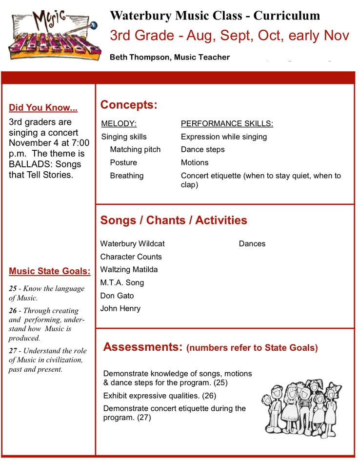 Best Music Classroom Lesson Plans Images On   Music