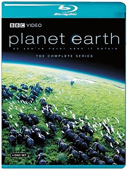 Planet Earth On BluRay