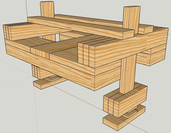 50 best images on pinterest woodworking backyard homemade alaskan chainsaw mill do it yourself diy and build a chainsaw mill solutioingenieria Images