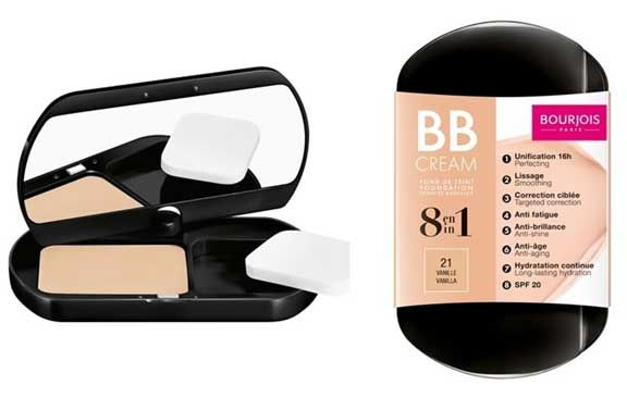 The Bourjois BB Cream Foundation delivers skin smoothing action, evens the skin tone, provides long-lasting hydration, gets rid of shine and has SPF20.
