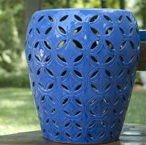 Large Lattice Garden Stool & 44 best Garden Seats images on Pinterest | Garden seats Chinese ... islam-shia.org