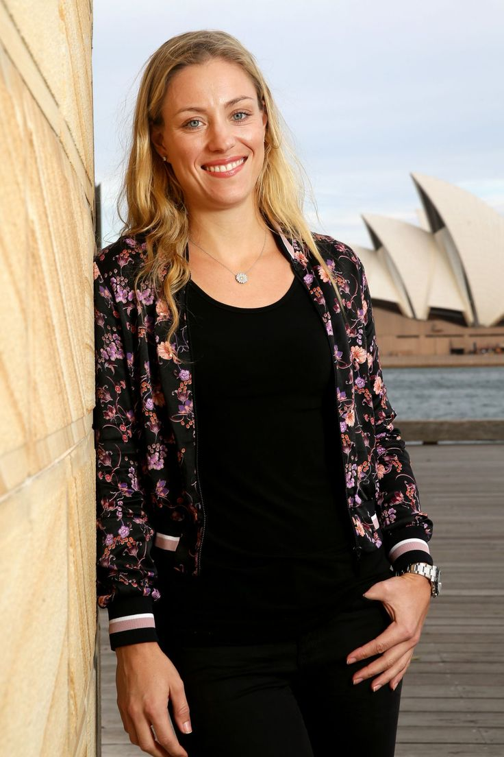 Angelique Kerber  #AngeliqueKerber Photoshoot in Sydney January 2017 Celebstills A Angelique Kerber