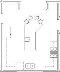 u shaped kitchen with island - Google Search