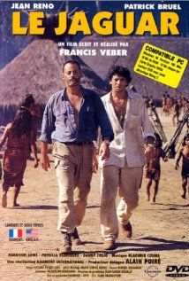 Le Jaguar, french movie with Jean Reno again