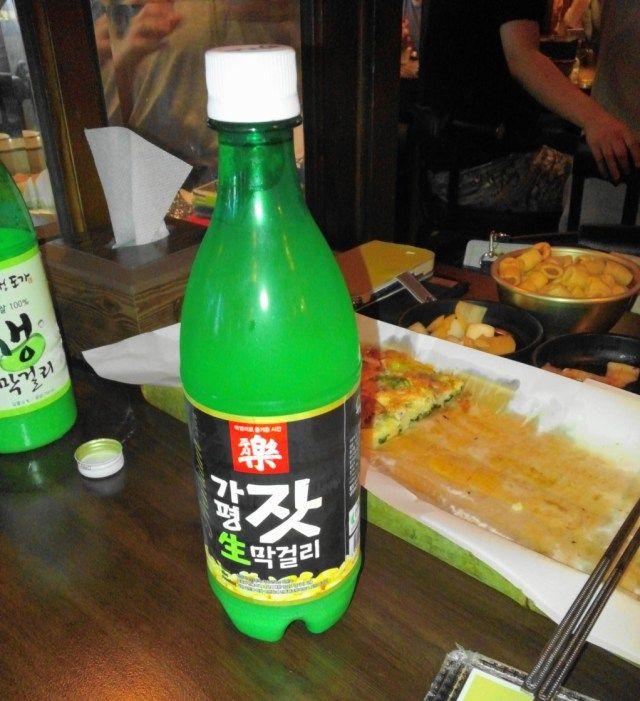 Makkoli Bar Bupyeong Incheon 4