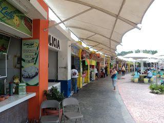 Mexico, Eh?: Parque de las Palapas