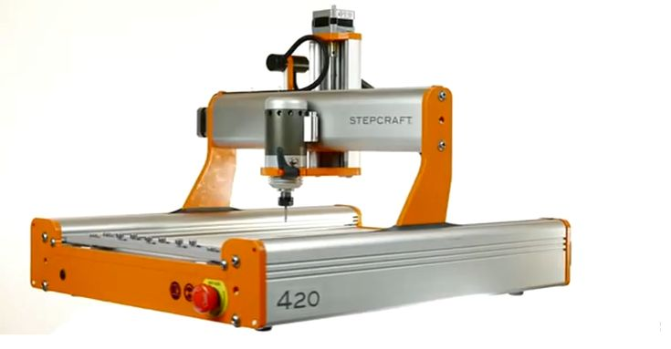 Stepcraft 2, An AllinOne 3D Printer, CNC Mill & More