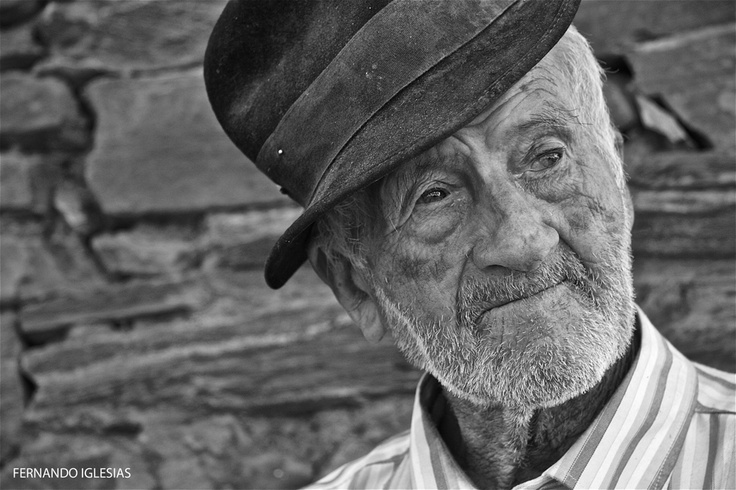 El tío Alberto | FOTOGRAFÍA SIERRA DE GATA