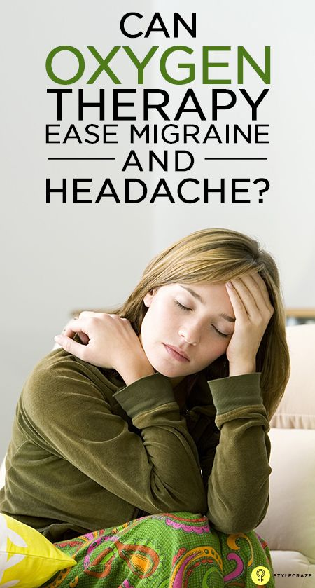 So, what can you do to treat this condition? This is where oxygen therapy comes into play. Would you like to know more? Do read this post. #headache