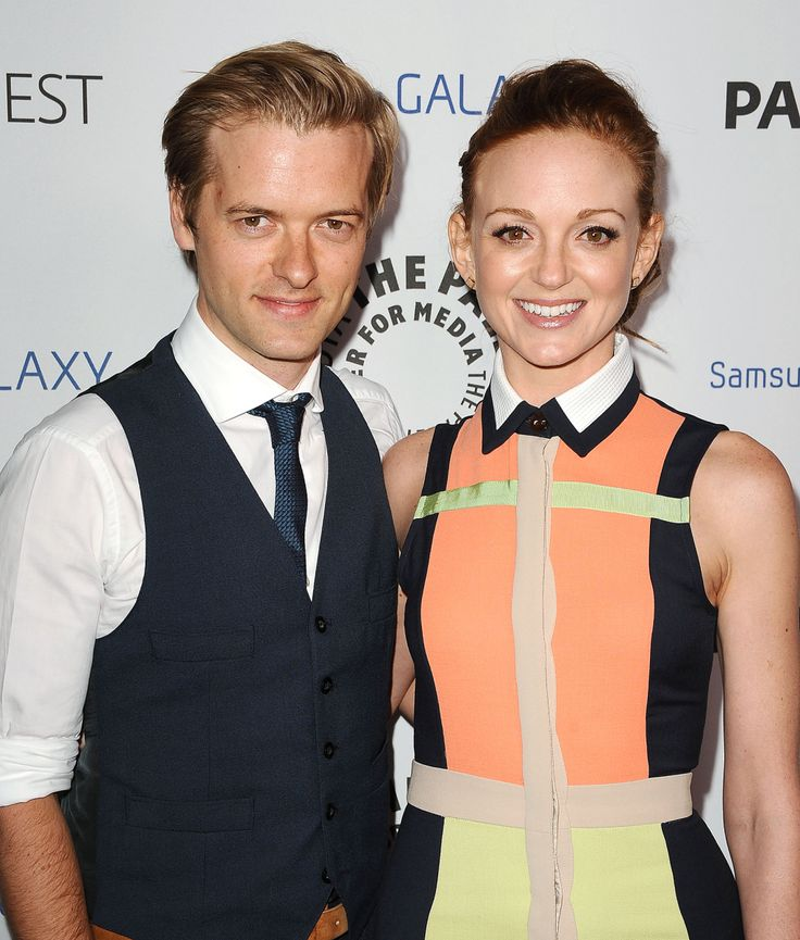 Jayma Mays and Adam Campbell Welcome Son:Report