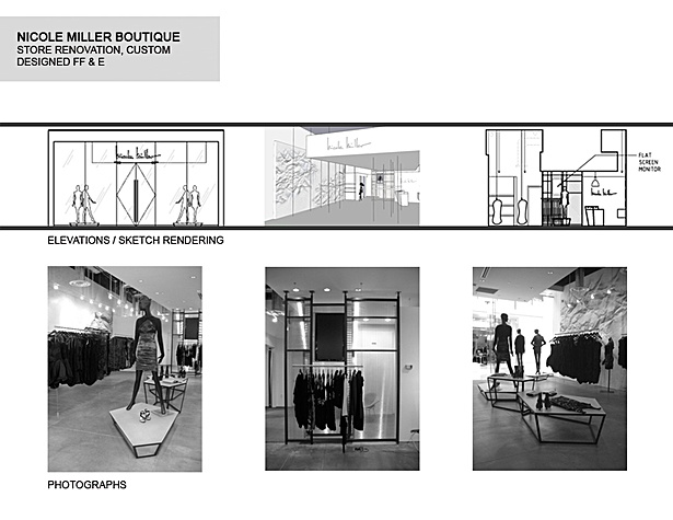 Plans And Photos To Communicate Nicole MillerRetail DesignDisplay