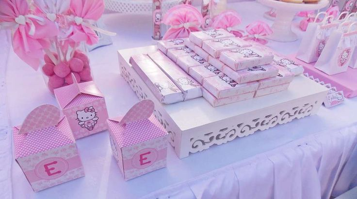 Hello Kitty Birthday Party Ideas | Photo 2 of 9 | Catch My Party