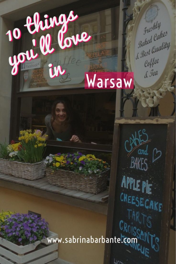 Here is why you'll love #warsaw
