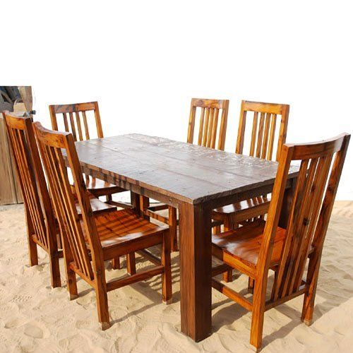Sierra Nevada Solid Wood Kitchen Side Dining Chair Furniture: 34 Best Farm Dining Room Tables Images On Pinterest