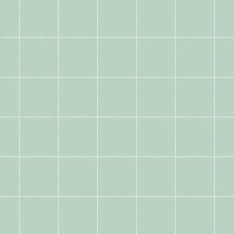 Vliesbehang ruit jade-wit (dessin 33-257), alles voor je klus om je huis & tuin te verfraaien vind je bij KARWEI