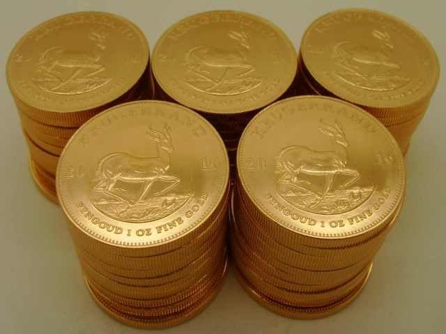 Krügerrand - Gold kaufen seit den 60ern... : So kam es... — Gold & Silber Blog