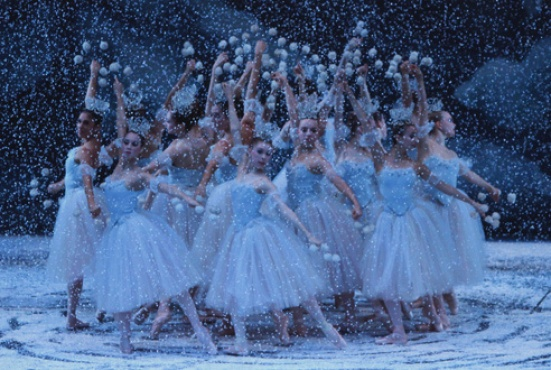 The nutcracker NYC ballet! My favourite ballet