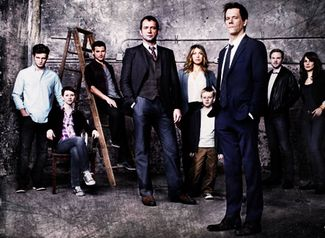 The Following, great tv!!!