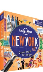 my kids are definitely getting this for christmas | lonely planet's not for parent's guide to new york